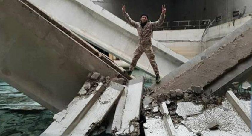 Water war crimes in al Fijah