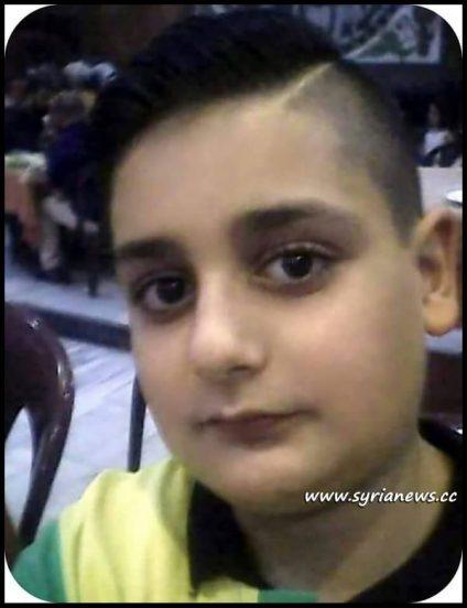 Shoaib Salman Obeid - Injured by Terrorist Shelling of Al Qardahah