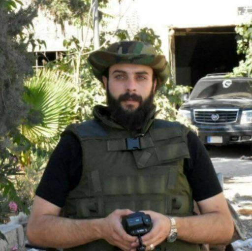 image-alghouta terrorists kill Syrian journalist Hassan Ali Badran