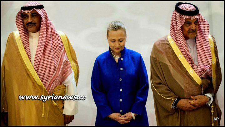 image-Hillary Clinton must be thrilled by the warming Saudi-Israel relationship