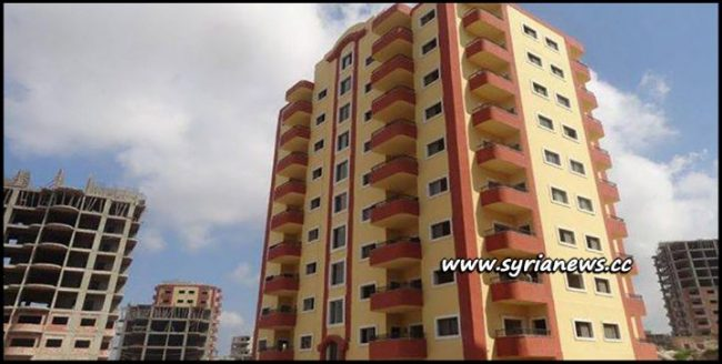 image-affordable housing in Syria