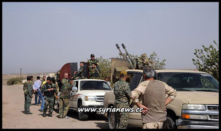SAA Reinforcements Deployed Swiftly to Defend Sweida During the