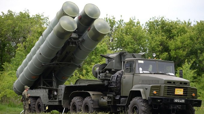 S300 Air Defense Missiles System