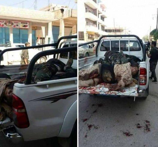 syria - qamishli