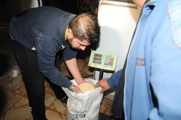 Syrian Authorities Confiscate Massive Quantity of Captagon Drug Pills - SANA Release 3