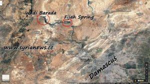 NATO Terrorists contaminate Damascus Drinking Water