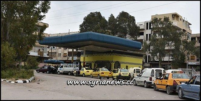 Oil - Petrol - Gas - Fuel Shortage Crisis in Syria