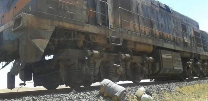 phosphate train attack