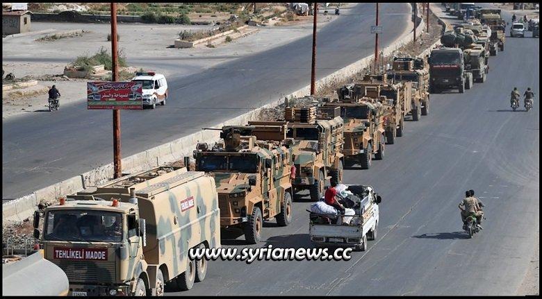 Turkish Erdogan sends Turkish military forces to help Nusra Front in Khan Sheikhoun