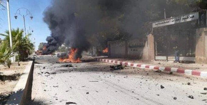 car-detonation