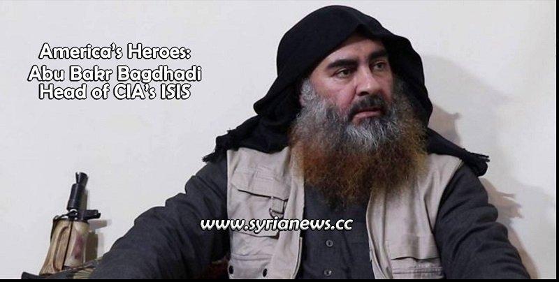Abu Bakr Baghdadi head of ISIS killed by Trump forces in Idlib