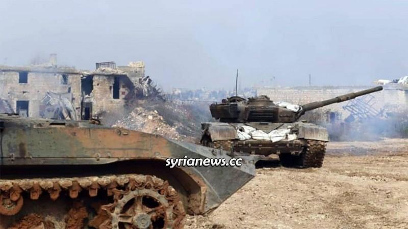 SAA Syrian Arab Army - Aleppo - Idlib - Hama