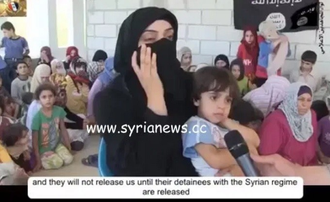 UN brings in fake Syrian women who support terrorist crimes against Syrian women.
