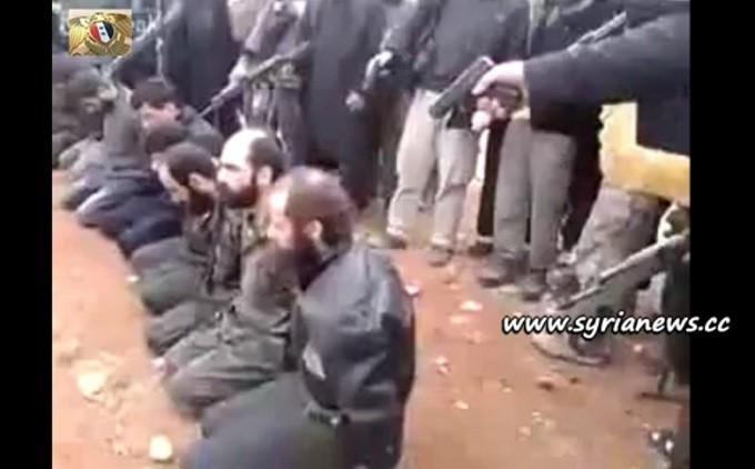 UN silent when terrorists killed soldiers and al Kindi hospital blown up.
