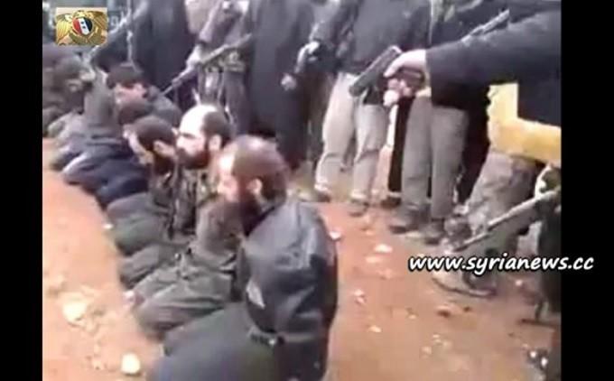 Garrison martyrs