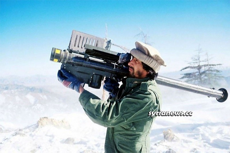 Afghan Mujahideen al Qaeda US Surface to Air Missiles to Kill Russians and USSR Soldiers