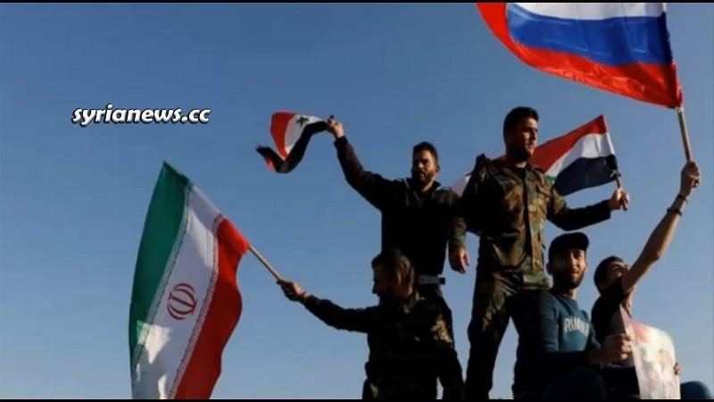 Victors Alliance: Syria - Russia - Iran