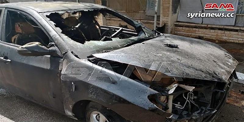 Terrorist attacks in Daraa
