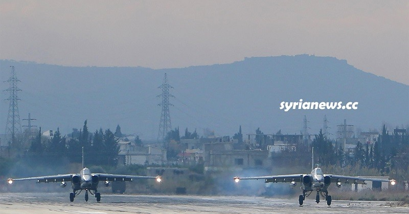 Russian Military Presence in Syria - Hmeimim Airbase - Moscow - Damascus