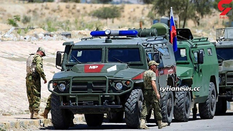 Russian Military Police in Syria