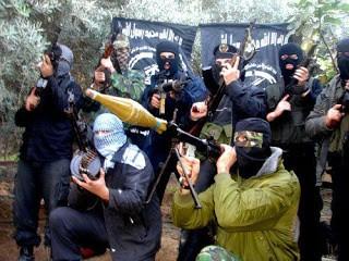 Al Qaeda FSA, mainly Saudi fighters with Saudi money
