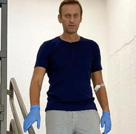 Surprisingly, NATO junta hasn't brought Navalny to address the UNSC