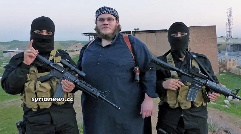 US ISIS terrorists in Syria: Sweida, Quneitra, Daraa, Deir Ezzor, Hama, Homs, Raqqa, Hasakah