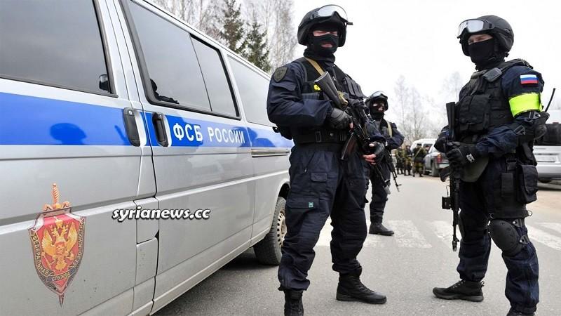 Russian FSB arrest al qaeda terrorist