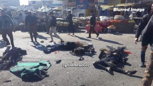 twin terrorist explosions kill 28 injures 70 in Baghdad