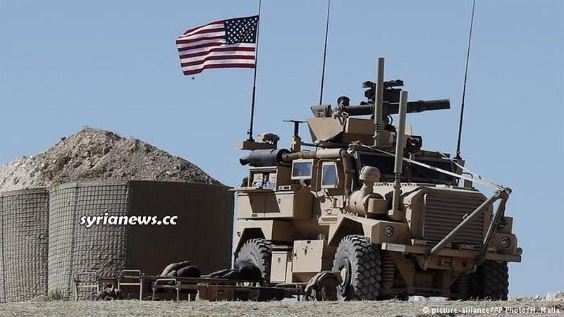 Biden Forces US Military Syria Trump Obama Wheat Oil