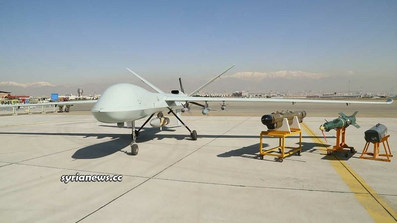 Iran Kaman-22 reconnaissance and strike drone