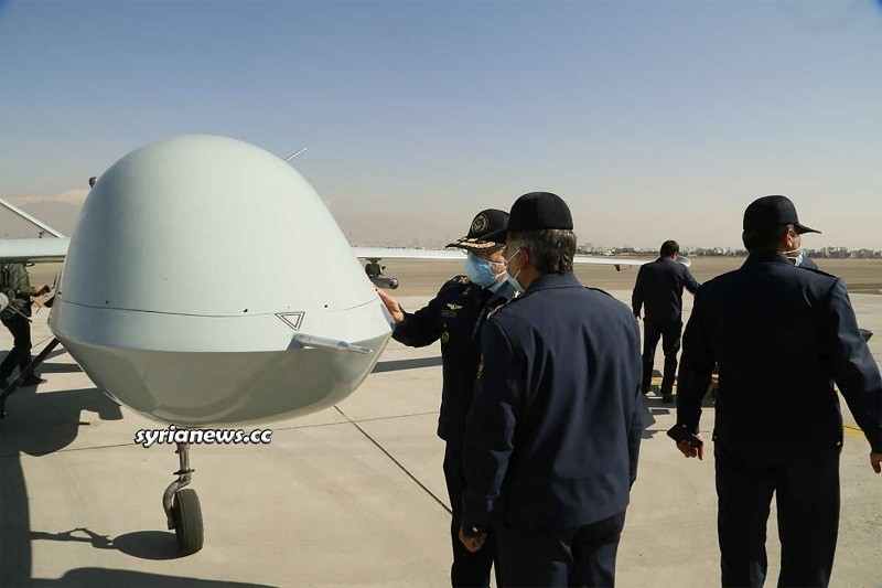 Iran Kaman-22 reconnaissance and strike drone