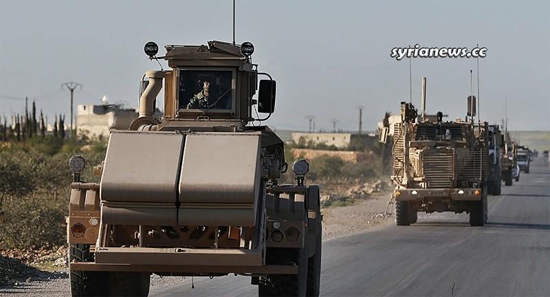 US Biden forces in Syria