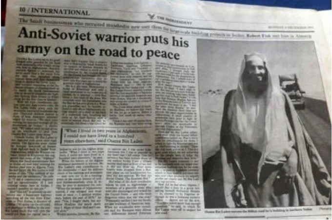 Jolani isn't the first terrorist to be given a whitewash.