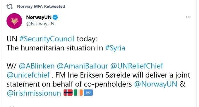 UNSC is getting worse in its arrogant flaunting of NATO control.