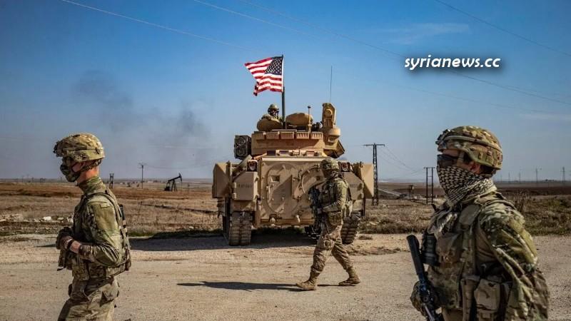 Biden forces beef up troops in Hasakah northeast Syria