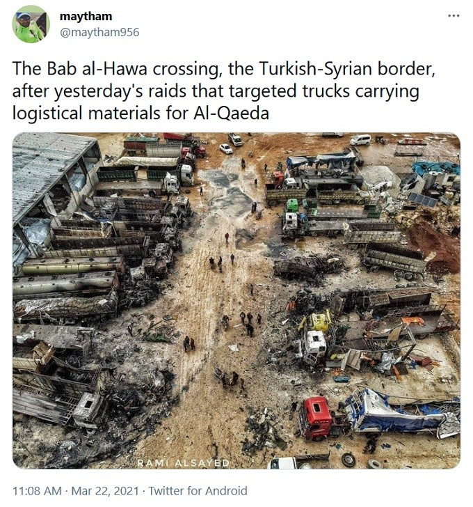 OPCW gang also wants full access to allow NATO weapons to be delivered to al Qaeda in Syria.