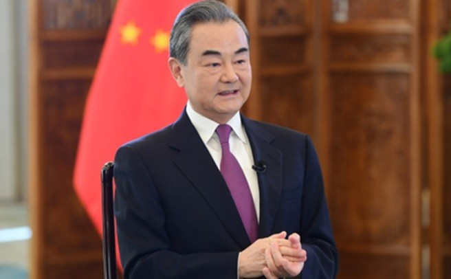Wang Yi, Foreign Minister of the People's Republic of China