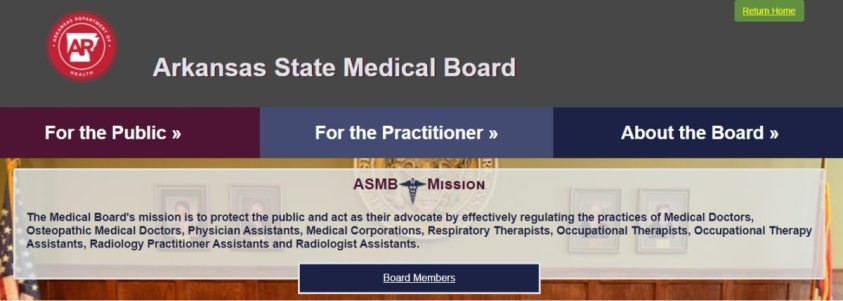 Arkansas State Medical Board is to protect the public, not to attack physicians who save lives with ivermectin.
