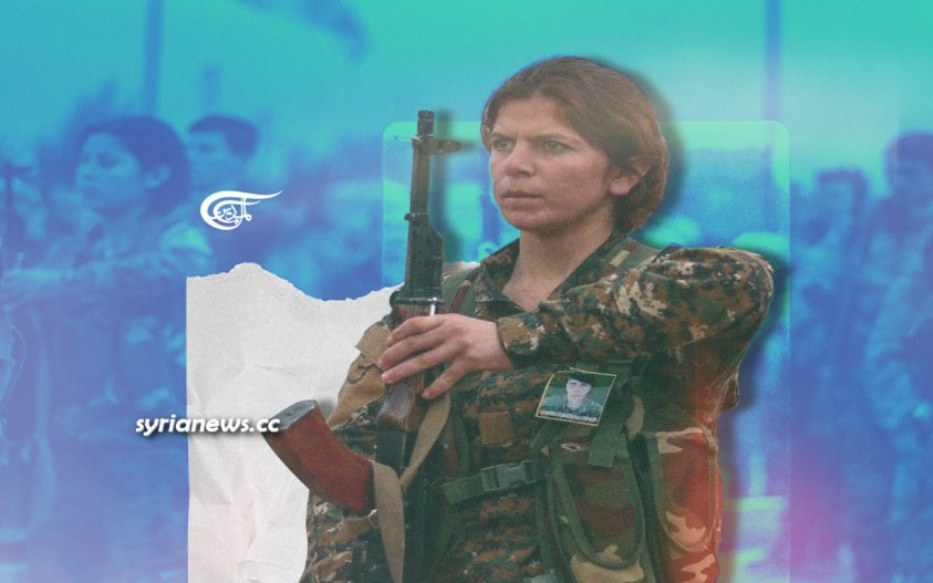 Kurdish SDF separatist terrorist units and the Kurds in Syria - Iraq - Turkey - Iran