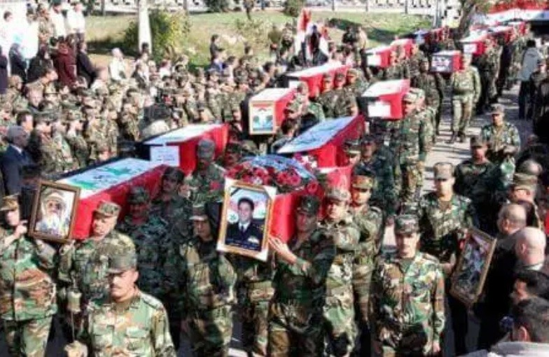 Obama accidentally massacred SAA soldiers fighting Taliban-type terrorists.