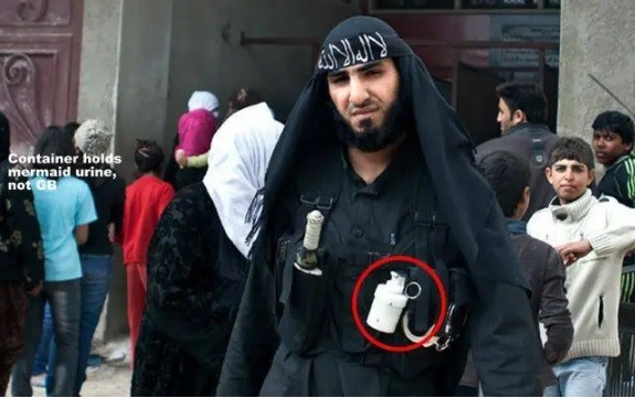 Al Qaeda in Idlib freedom fighters unlike Taliban in Afghanistan..