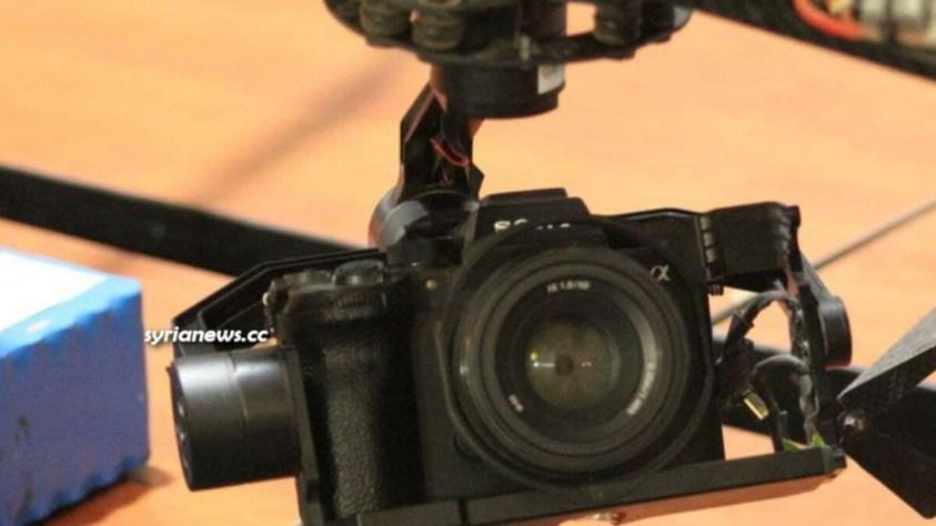 Lebanese Hezb Allah captures Israeli drone over southern Lebanon