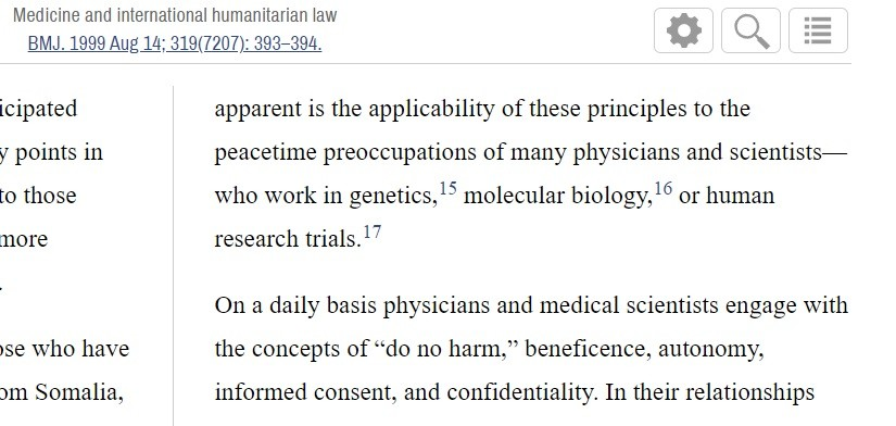 """Medicine & IHL''s """"beneficence, autonomy, informed consent & confidentiality"""" blatantly ignored by de Blasio et al."""