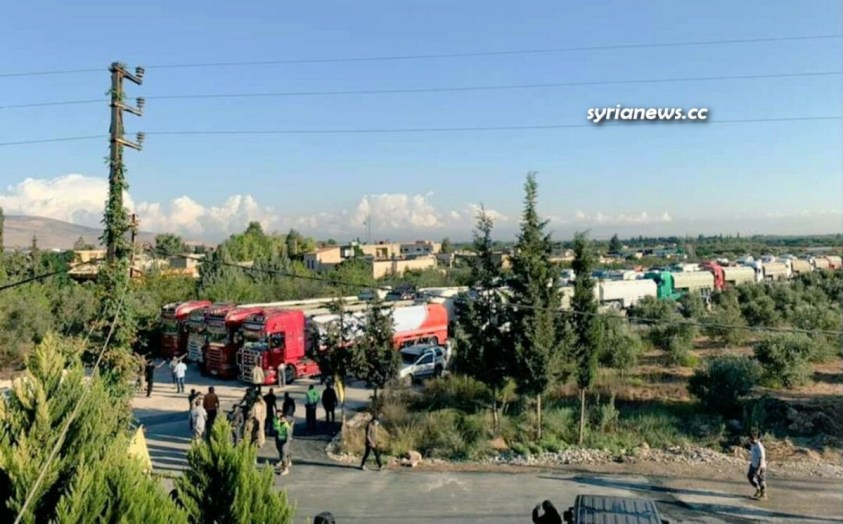 Hezb Allah: Oil tankers carrying Iranian oil and diesel Enter Lebanon from Syrian Baniyas Port