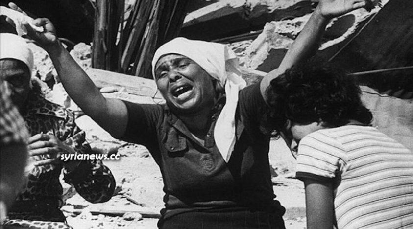 Sabra and Shatila Massacre - Lebanon September 1982
