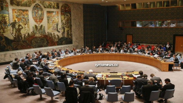 UNSC United Nations Security Council - مجلس الأمن الدولي