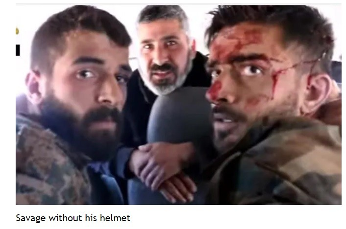 P3 terrorist supporters at UNSC never complained about their beloved Helmets kidnappings, murders, corpse mutilation.