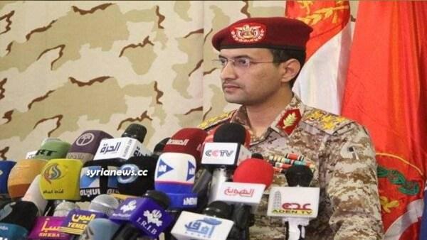 Yemen Army Spokesperson Brigadier Yahya Saree