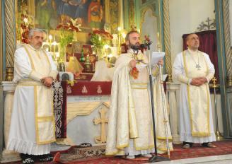 Armenian Orthodox Christians 20160107-2